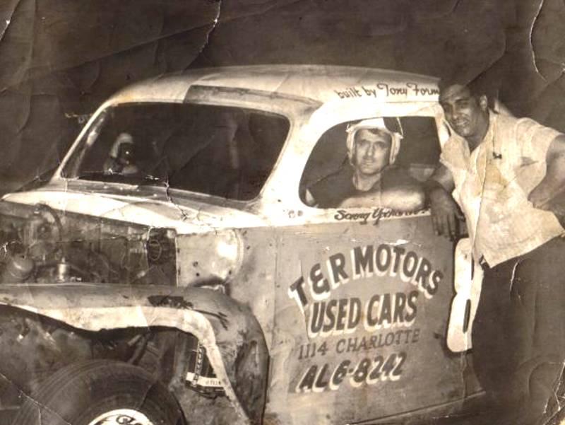 Sonny Upchurch  & Tony Formosa Sr. at  Highland Rim 1962