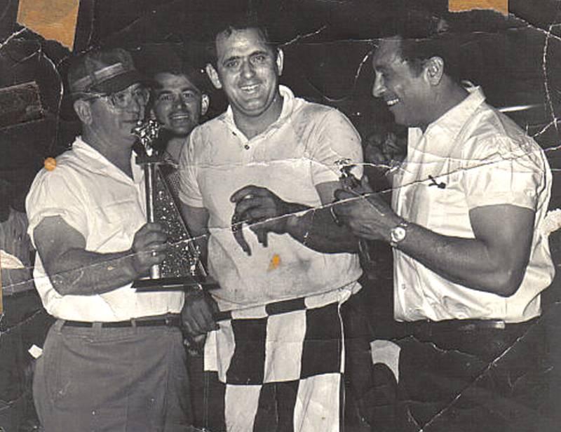 Sonny Upchurch  and Tony Formosa Sr. Winners