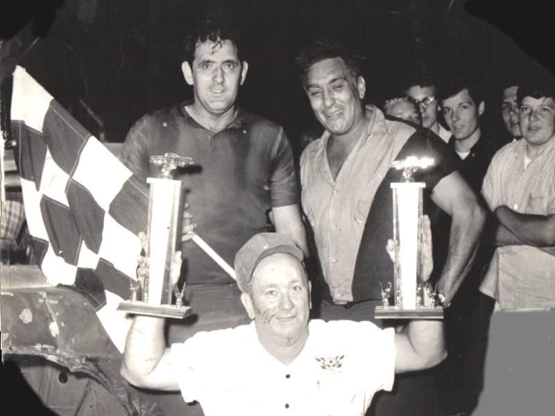 Sonny Upchurch  & Tony Formosa Sr.  Double Feature Winner