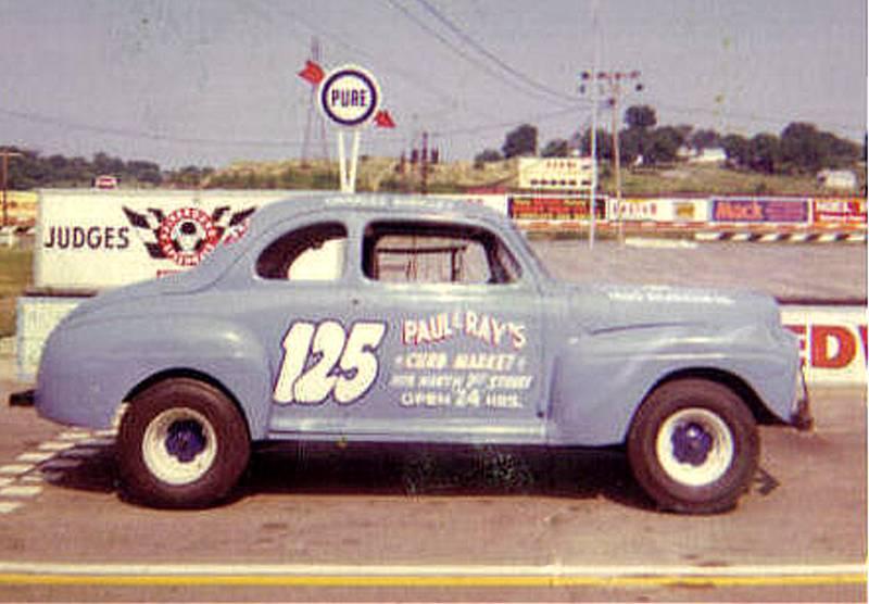 Charles Binkley Hobby Car #125 1961