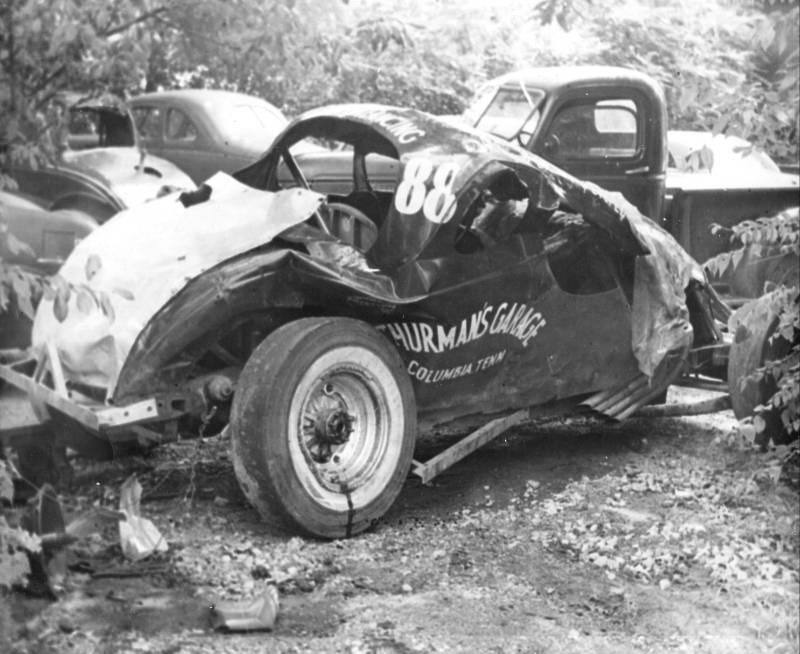 1958 Fairgrounds Malcomb Brady