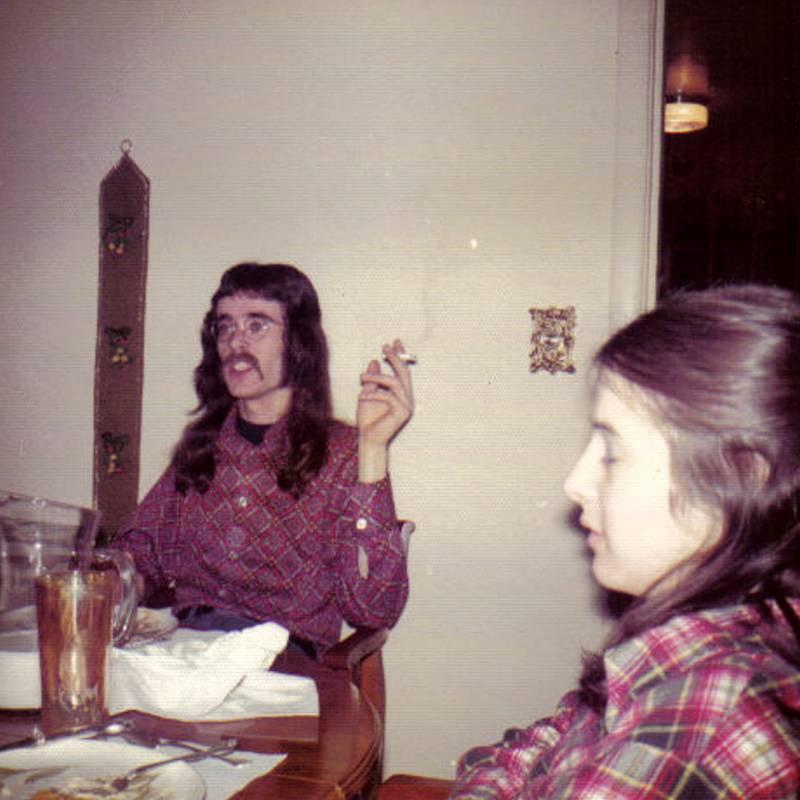 Randy Baby Ray  Williamson, and sister Vicki.