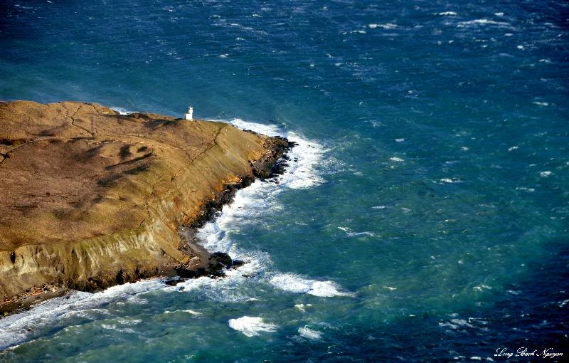 Cattlepoint lighthouse San Juan Island WA
