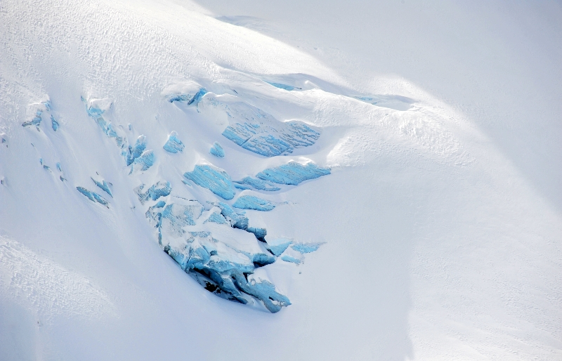 Neve Glacier, North Cascades