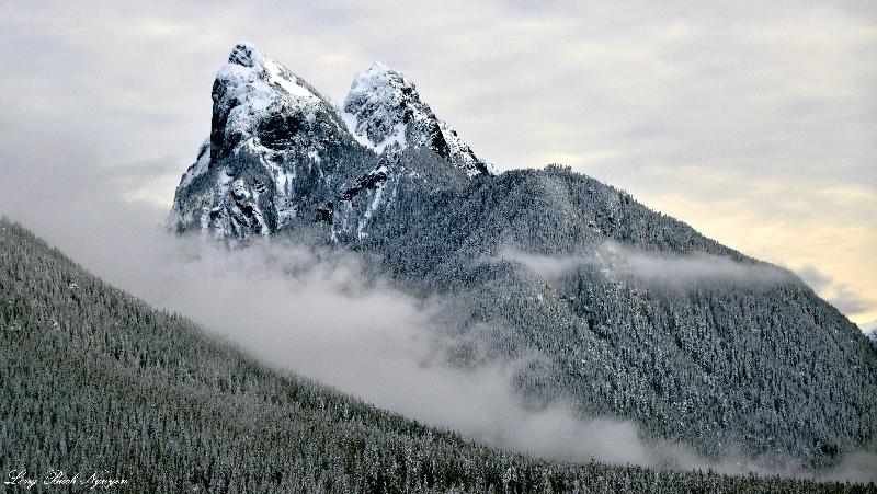 Mount Baring, Cascade Mountains, Washington