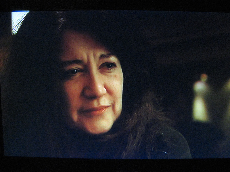 From a commercial DVD - Argerich