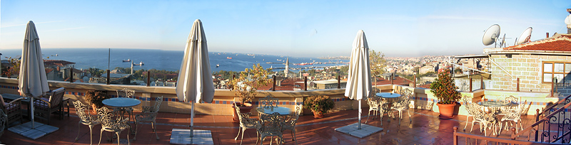 Smaller pic.  From Fehmi Bay Hotel rooftop