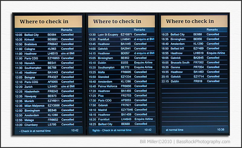 Where to Check In ?