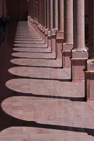 Ringling Museum Light & Shadow