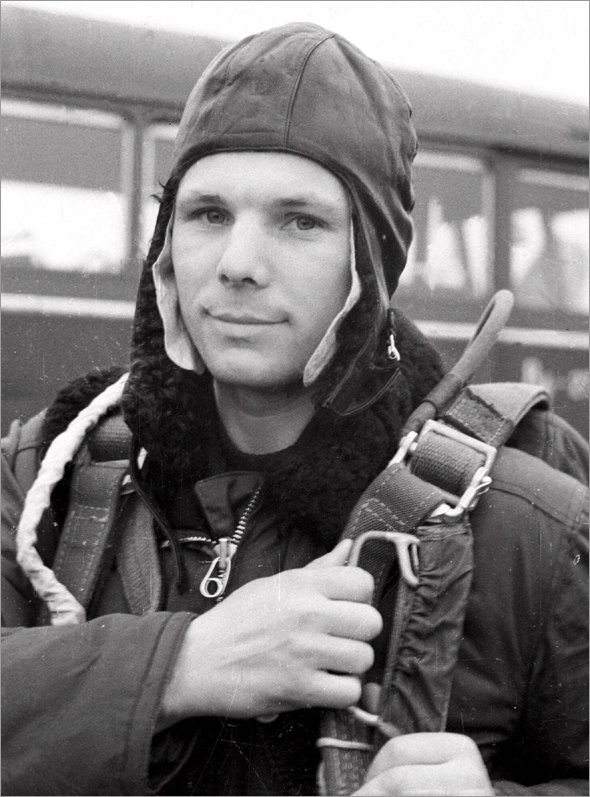 RIA Novosti: Major Yuri Gagarin - Russians and the worlds first spaceman, 1960