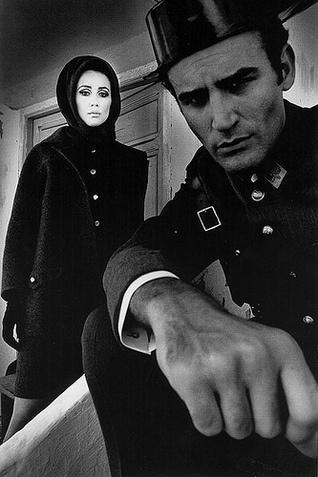 'Harper's Bazaar', Madrid, 1966 © Jeanloup Sieff