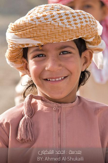 Cheerful Rashid