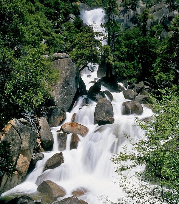 Upper Cascades Affect