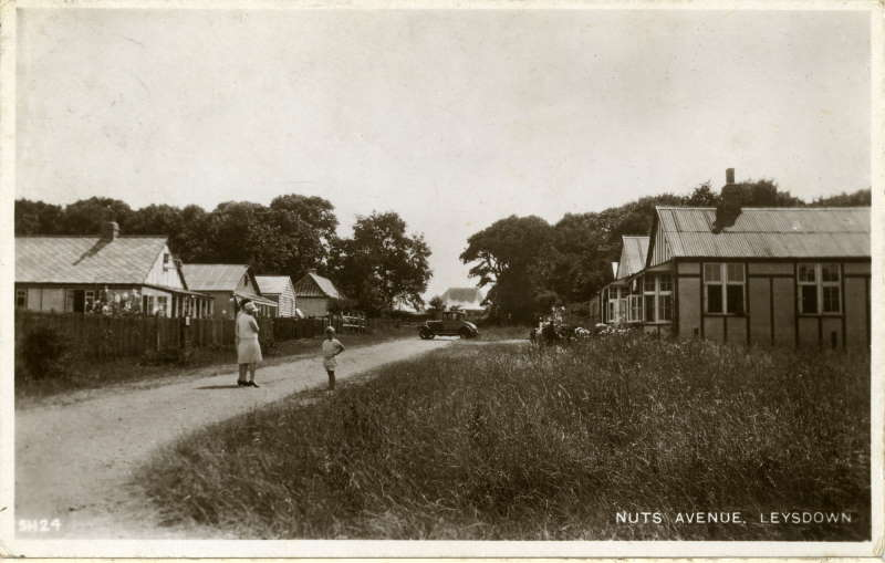 Nuts Avenue, Leysdown