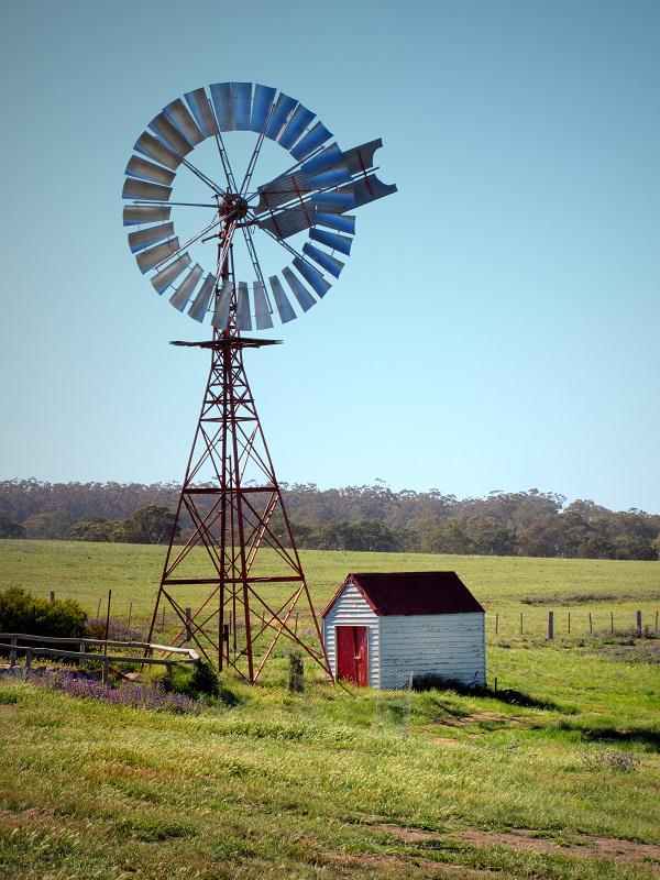 Sunbury Windmill