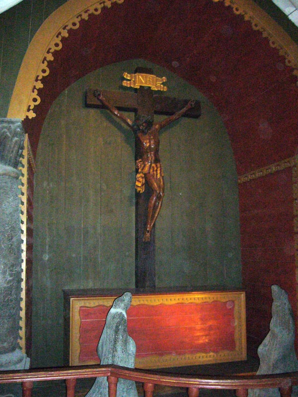 Wieliczka Salt Mine Holy Cross Chapel
