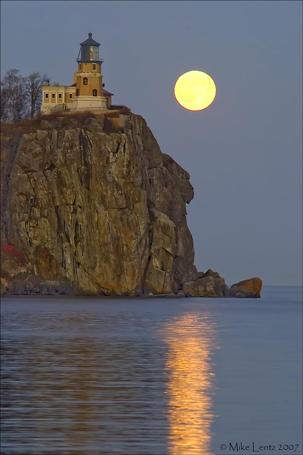Split Rock full moon fever