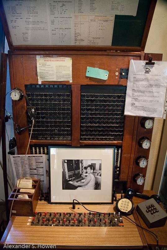 Taralga telephone exchange