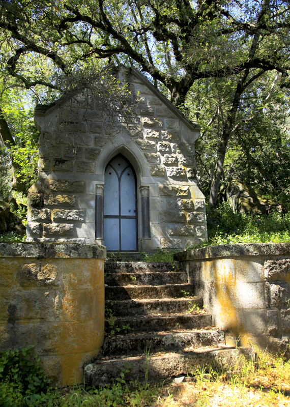 stone mausoleum blue door.jpg