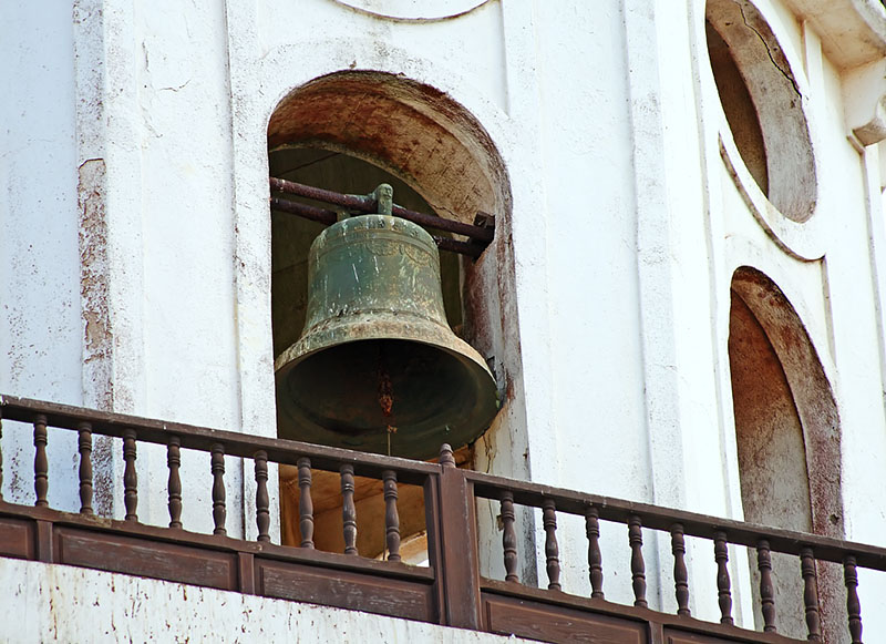 Teguise Church Bell