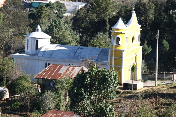 Iglesia de las Afueras de la Cabecera
