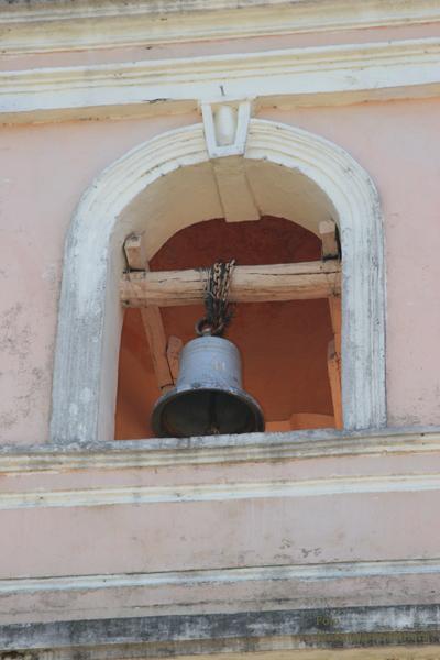 Detalle del Campaario de la Iglesia