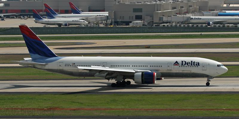 Delta Air Lines N860DA