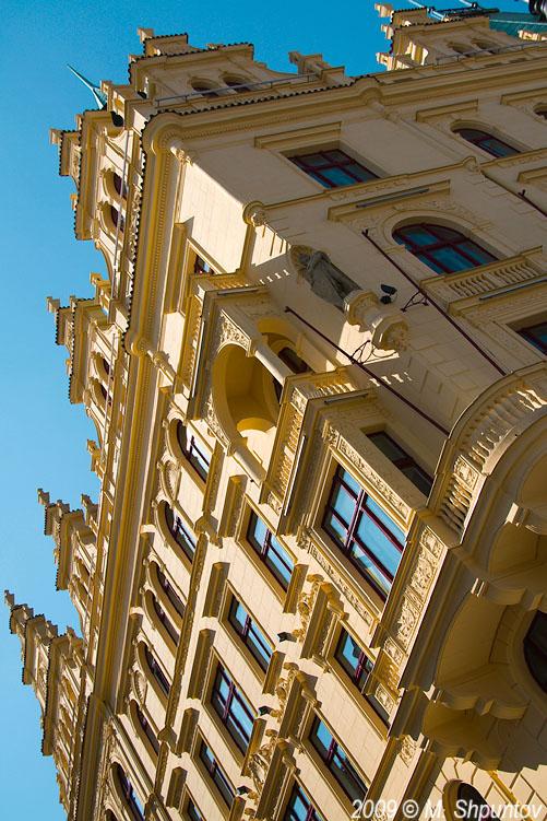 Prague Buildings - Fragments