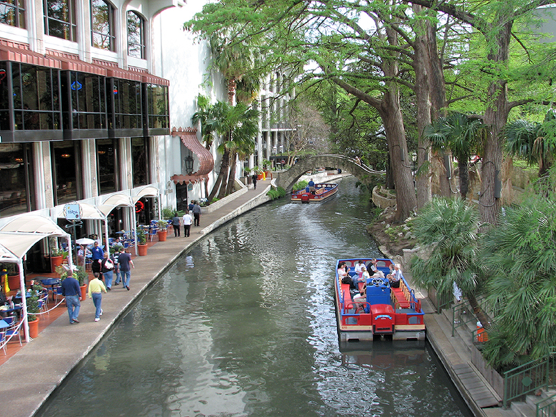 River Walk Restaurants