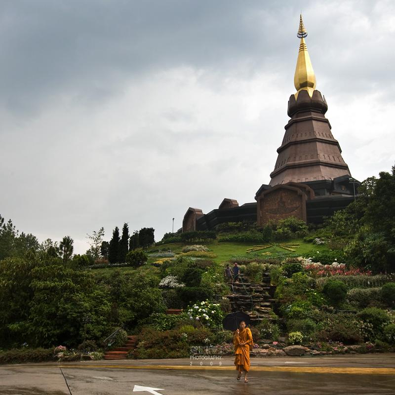 Kings Pagoda, Doi Inthanon National Park