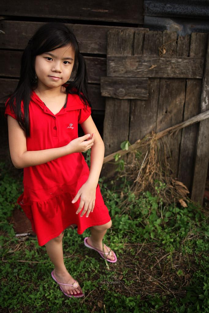 Lian in Melaka I