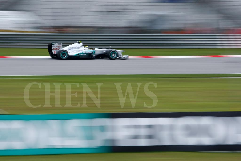 Mercedes GP Petronas F1s Nico Rosberg