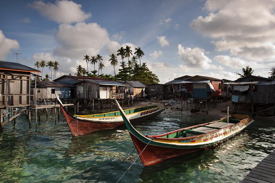 Mabul Island, Sabah.