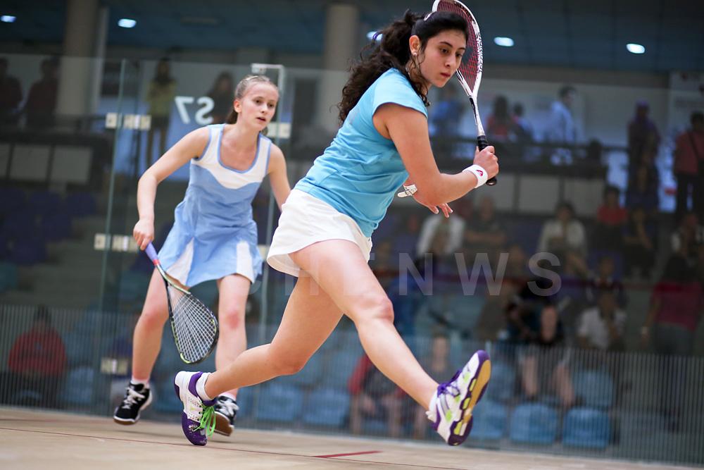Nour El Sherbini vs Emily Whitlock