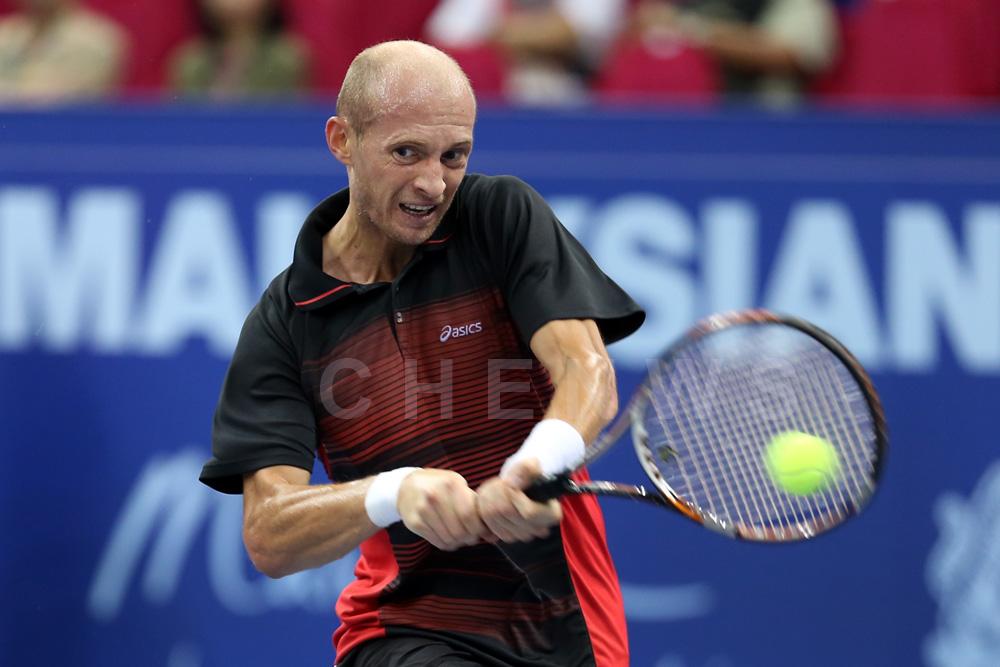 Quarter finals: Nikolay Davydenko (Russia)