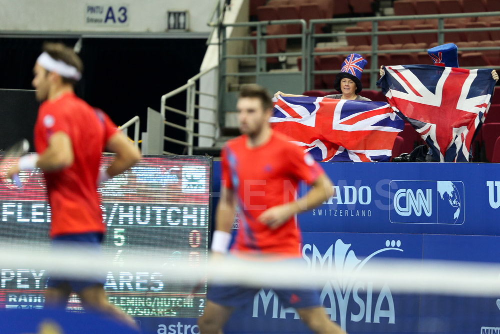 Support for Great Britain