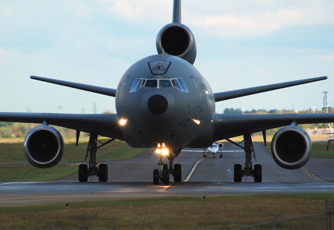 US Air Force McDonnell Douglas KC-10A Extender (DC-10-30CF) McGuire Air Force Base (84-0192)