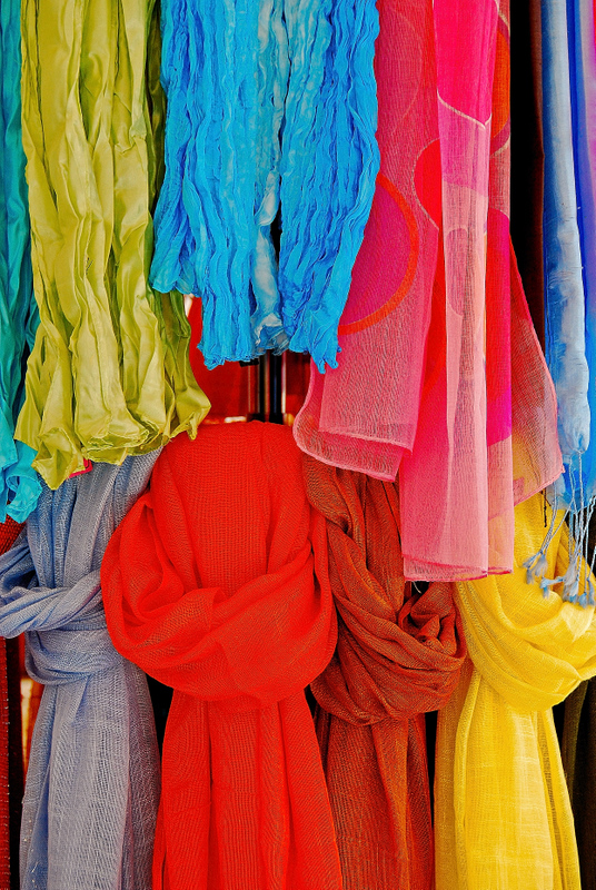 Color Dress...