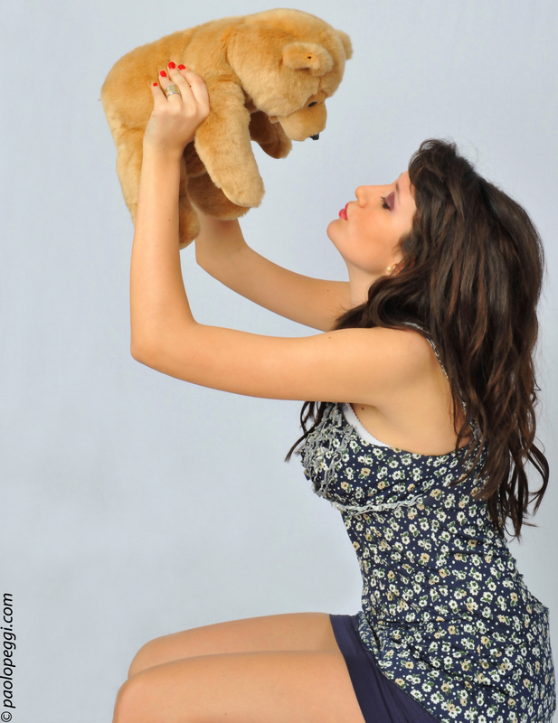 I want to be Teddy.  And you ???   :)