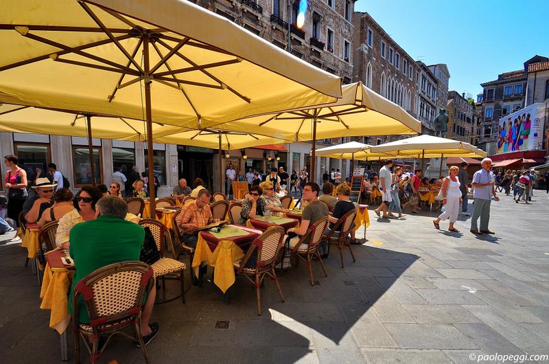 Caffe e Cappuccino a Venezia ?  :)