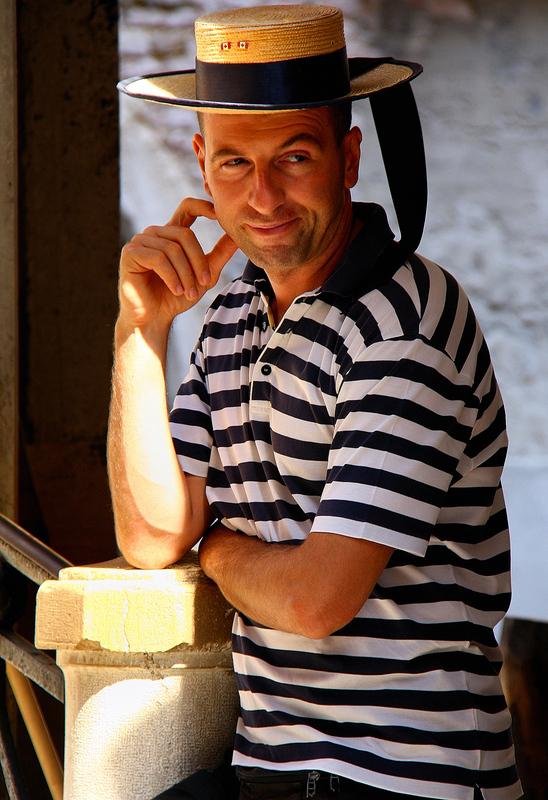 The Gondolier: a classic icon of Venice