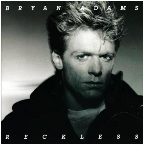 Reckless ~ Bryan Adams (Cassette)