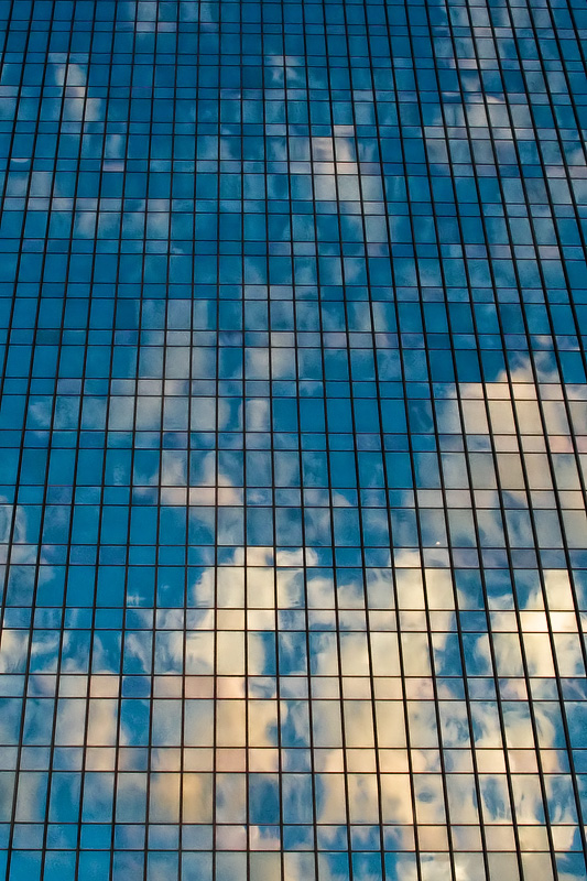 Grid and Sky