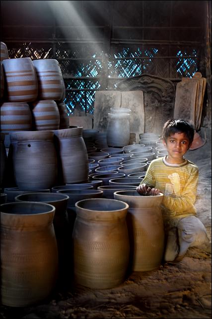Pots of Matigara