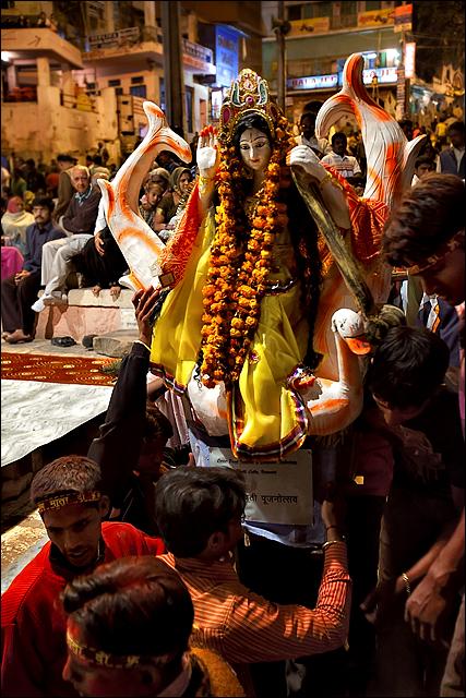 Saraswati Puja Festival