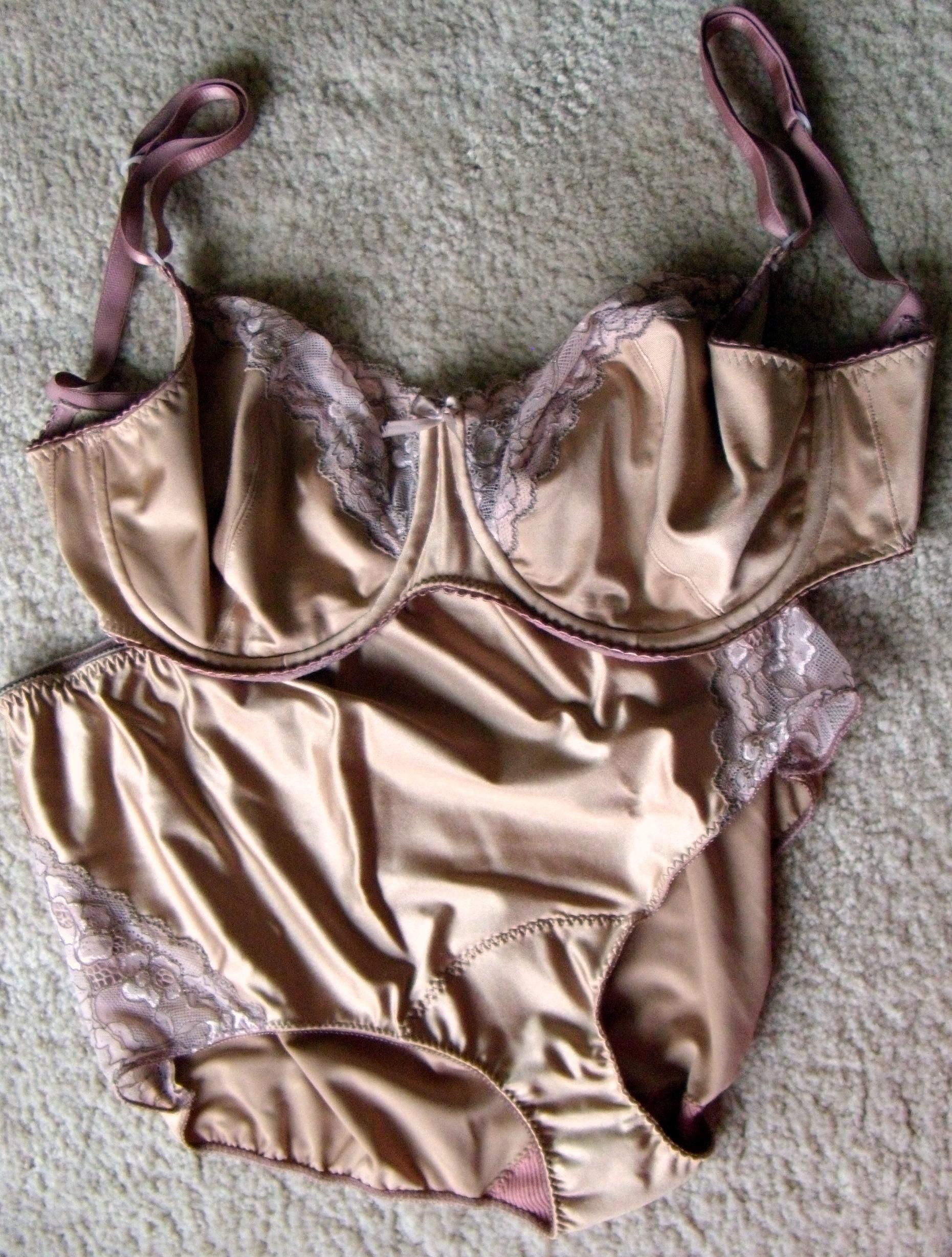 Bra/Panty Set