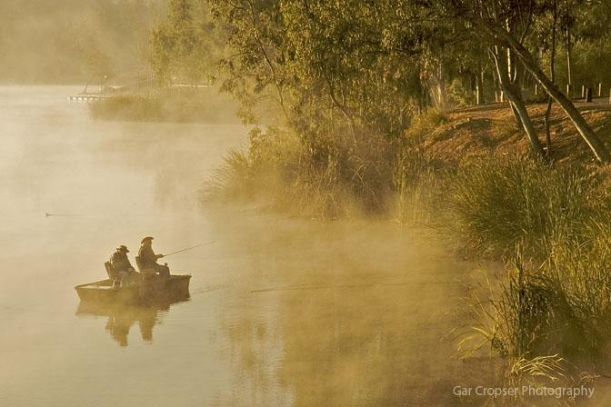 Early Morning Fishermen