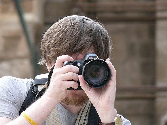 Nikon man