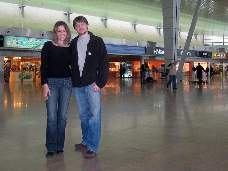Katya and David