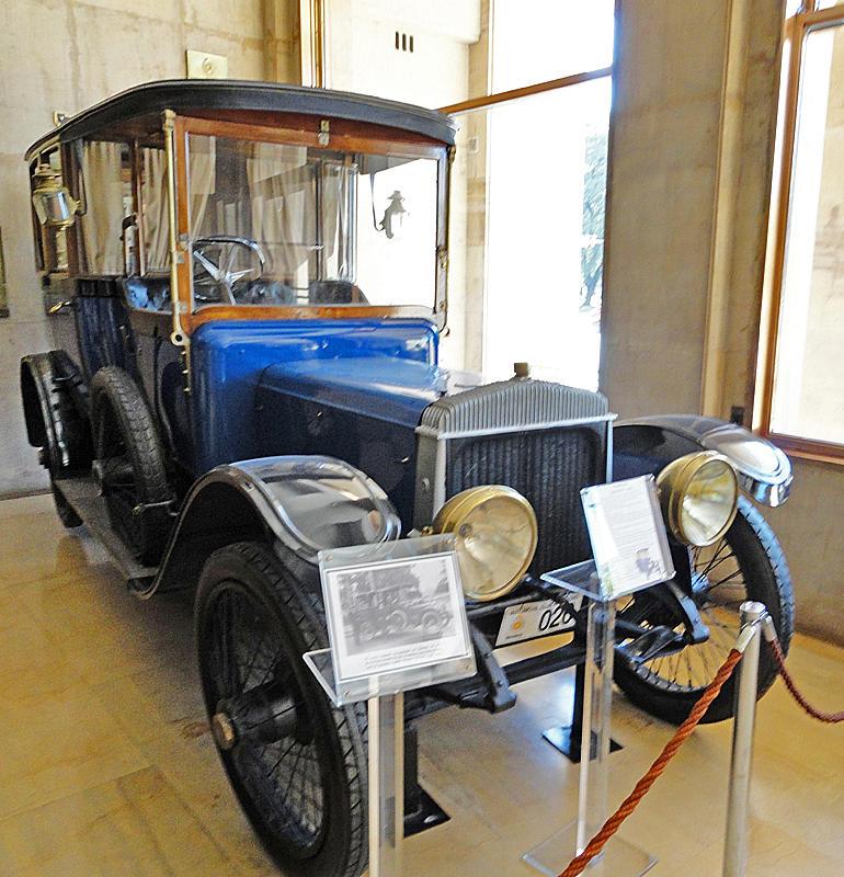 1914 Daimler